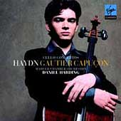 Haydn: Cello Concertos / Capu&#231;on, Harding, Mahler CO
