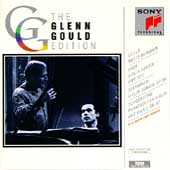 Glenn Gould Edition - Gould meets Menuhin