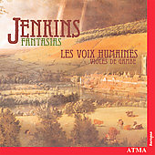 Jenkins: Fantasias / Les Voix Humaines