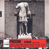 Puccini: Edgar / Levi, Var&#225;dy, McCormick, Tanner, et al