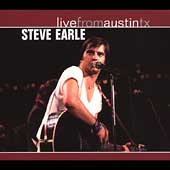 Steve Earle: Live From Austin TX [Digipak]