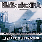 Newyorkestra Big Band: Urban Soundscapes