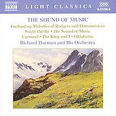 Light Classics - Rodgers: The Sound of Music, etc / Hayman