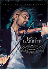 David Garrett: Rock Symphonies [DVD]