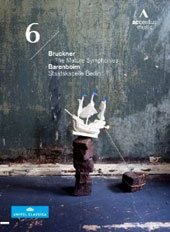 Bruckner 'The Mature Symphonies': Symphony No. 6 ' / Barenboim, Staatskapelle Berlin [DVD]
