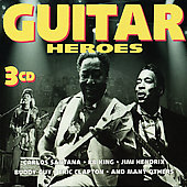 Various Artists: Guitar Heroes [Goldies Box Set]