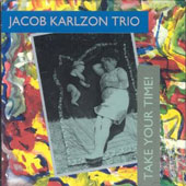 Jacob Karlzon: Take Your Time
