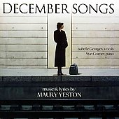 Maury Yeston: December Songs
