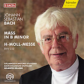 Bach: Mass in B minor / Rilling, Bach Collegium, et al