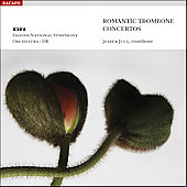Romantic Trombone Concertos / Danish National SO, et al