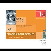 Tournemire: L'Orgue Mystique Vol 14 / Sandro R. Muller