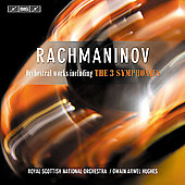 Rachmaninov: Orchestral Works (complete) / Hughes