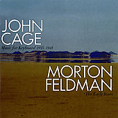 John Cage: Music for Keyboard;  Morton Feldman:  Early Years