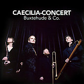 Buxtehude & Co - Theile, Krieger, etc: Sonatas