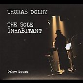 Thomas Dolby: The Sole Inhabitant Live Concert CD [Digipak]