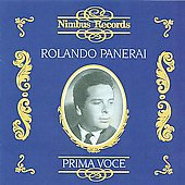 Prima Voce - Rolando Panerai
