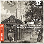 Durufl&eacute;: Requiem Op. 9, Mass 