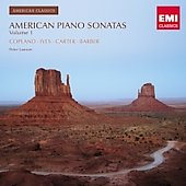 American Classics - American Piano Sonatas Vol 1 / Peter Lawson