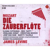 Mozart: Magic Flute / Ileana Cotrubas, José Van Dam, James Levine, et al