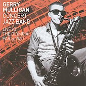 Gerry Mulligan: Live at the Olympia Paris 1960 [Spain]