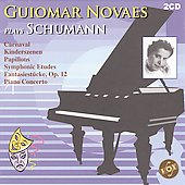 Guiomar Nova&euml;s Plays Schumann