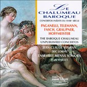 Le Chalumeau Baroque / Mensa Sonora Ensemble