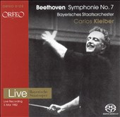 Beethoven: Symphonie 7 [Hybrid SACD]