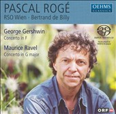 Gershwin: Concerto in F; Ravel: Concerto in G major [Hybrid SACD]