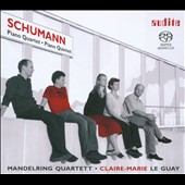 Robert Schumann: Piano Quartet & Piano Quintet