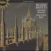 Brahms: Motets