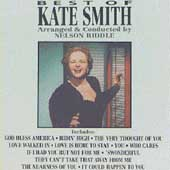 Kate Smith: The Best of Kate Smith [Capitol]