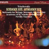 Tchaikovsky: Nutcracker Suite, etc / Marriner, ASMF