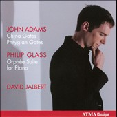 David Jalbert plays John Adams