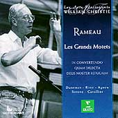 Rameau: Les Grands Motets / Christie, Les Arts Florissants
