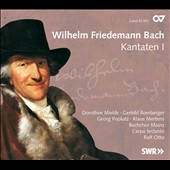 Wilhelm Friedemann Bach: Kantaten I