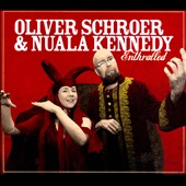 Nuala Kennedy/Oliver Schroer: Enthralled [Digipak]