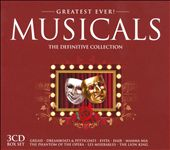 Various Artists: Greatest Ever! Musicals [Box]