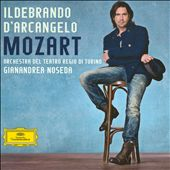 Baritone Ildebrando D'Arcangelo sings Mozart Arias