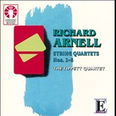 Richard Arnell: String Quartets Nos. 1-5 / Tippett Quartet