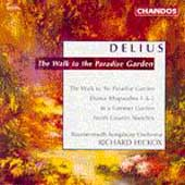 Delius: A Walk in a Paradise Garden / Hickox, Bournemouth SO