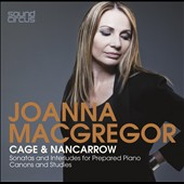 Cage, Nancarrow: Sonatas and Interludes for Prepared Piano