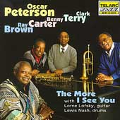 Oscar Peterson: The More I See You