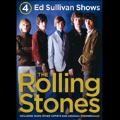The Rolling Stones: 4 Ed Sullivan Shows Starring the Rolling Stones [DVD]
