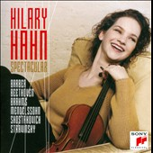 Spectacular / Hilary Hahn