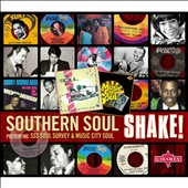 Various Artists: Southern Soul Shake!