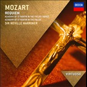 Mozart: Requiem / Sylvia McNair, Caroly Watkinson, Francisco Araiza; Robert Lloyd. Marriner - ASMF