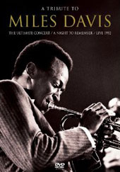 Various Artists: Tribute to Miles Davis: Concert