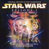 John Williams (Film Composer): Star Wars: Episode I - The Phantom Menace [Poster Blister]