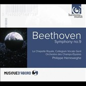 Beethoven: Symphony No. 9 / Melanie Diener, soprano; Petra Lang, contralto; Endrik Wottrich, tenor; Dietrich Henschel (1998 Recording)