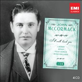 Icon: John McCormack - I'll walk beside you: Lieder, Arias, Folksongs and Irish Ballads